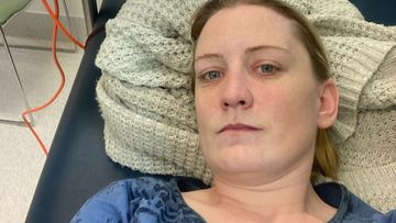 Genevieve Handley, 36, is campaigning for the medication Trikafta, to be added to the Pharmaceutical Benefits Scheme for all Australians with cystic fibrosis.