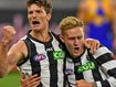 Collingwood downs West Coast in one-point thriller