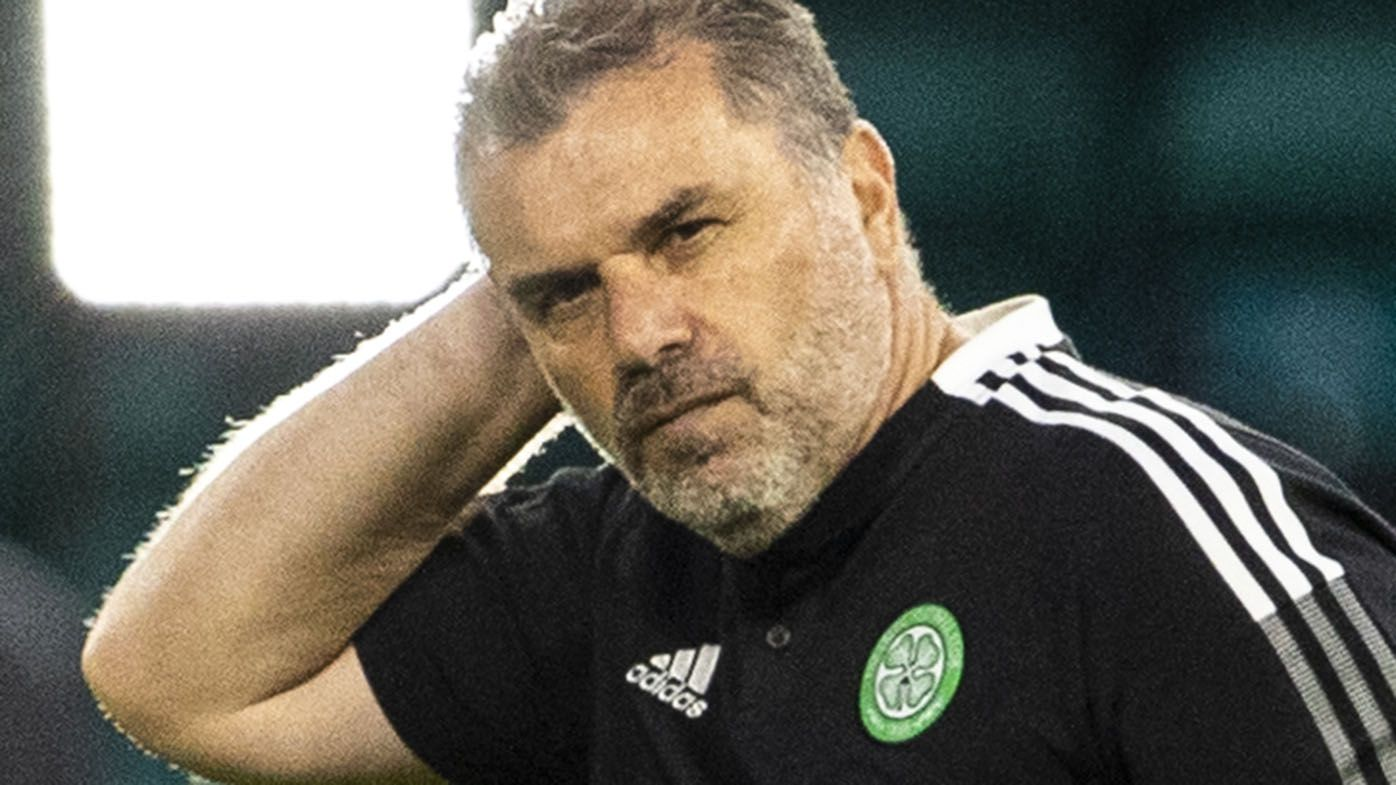 Ange's Celtic under fire after crashing from UCL