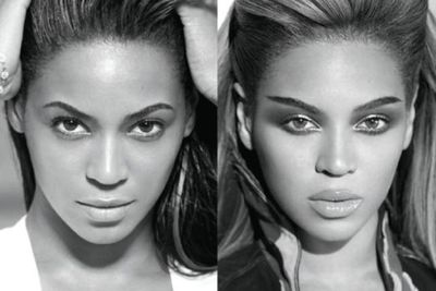 """Later that year Beyonce revealed her on-stage alter ego by releasing a double album that was one half """"Beyonc&#233;"""" and one half """"Sasha Fierce"""". <br/>"""