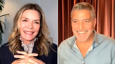 George Clooney, Michelle Pfeiffer