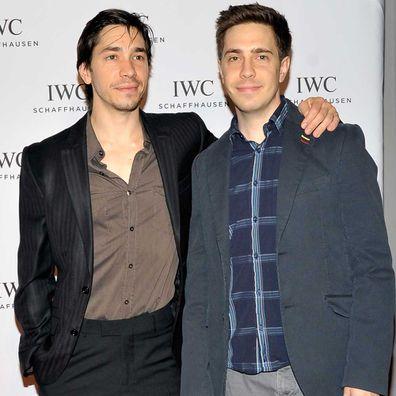 Justin Long and Christian Long.