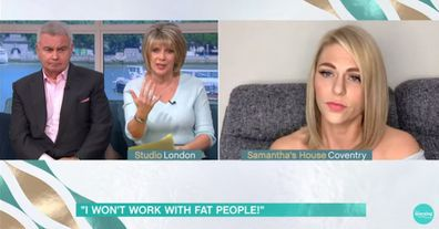 Personal trainer slammed for claiming she 'won't work with fat people'