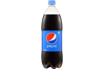 Pepsi: 10.9g sugar per 100ml