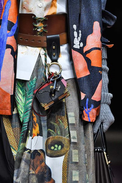 <p>Milan has traditionally been the place to buy the best shoes and handbags in the world. In keeping with the fashion capital's tradition of exquisite craftsmanship, this week saw Prada and Gucci show their Autumn Winter 2016 collections, both of which featured accessories that will be top of the list for shoe and handbag lovers worldwide.</p>