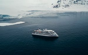 Coronavirus: 128 Greg Mortimer cruise passengers test positive for COVID-19 on Antarctica trip