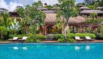 6. Mandapa, a Ritz-Carlton Reserve, Kedewatan, Indonesia
