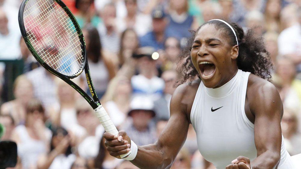 Serena Williams will face Australia's Daria Gavrilova in the first round in Rio, (AAP)
