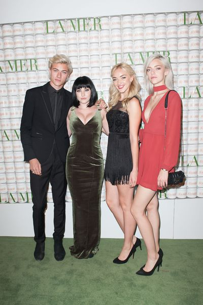 Lucky Blue Smith, Starlie Cheyenne Smith, Daisy Clementine Smith and Pyper America Smith