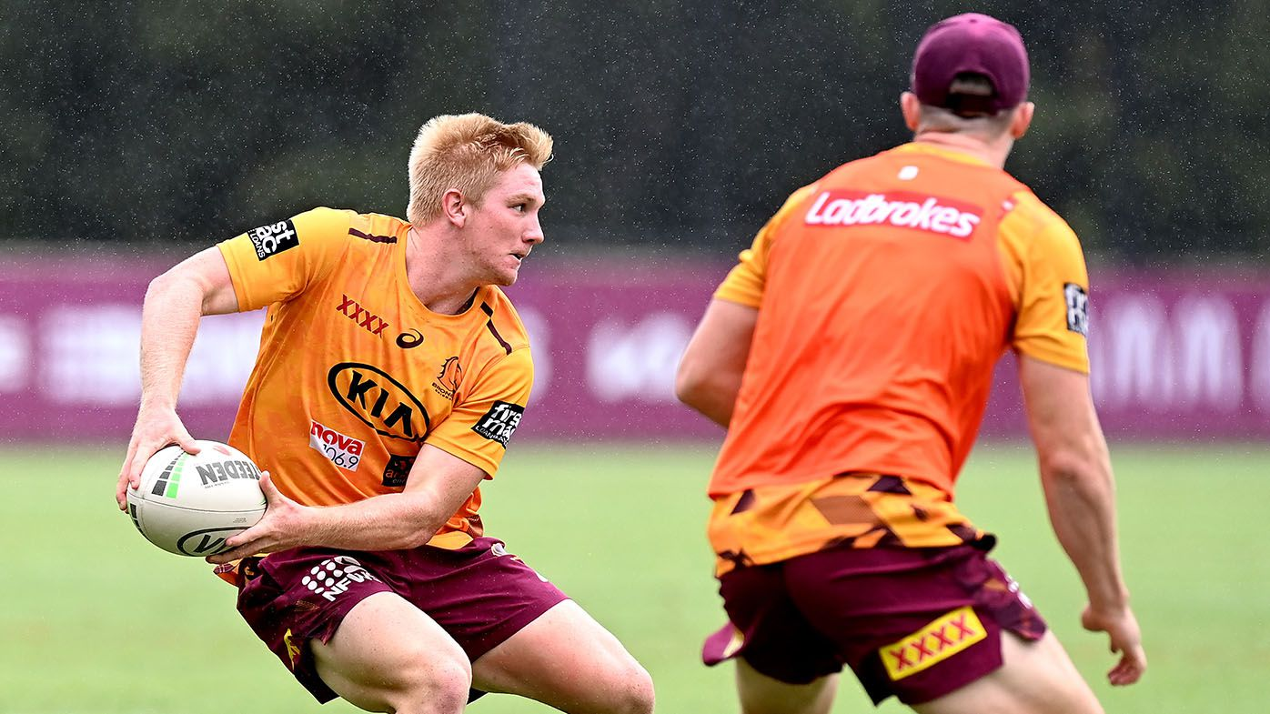 EXCLUSIVE: Tom Dearden embracing two-horse race against Brodie Croft for No.7 jersey
