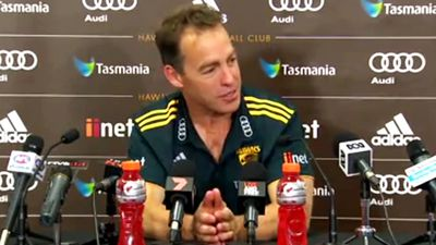 Clarko in no hurry to sign new Hawks deal