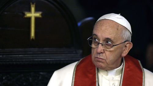 Holy 'hoax': Man hangs up twice on Pope, thinking call was a joke