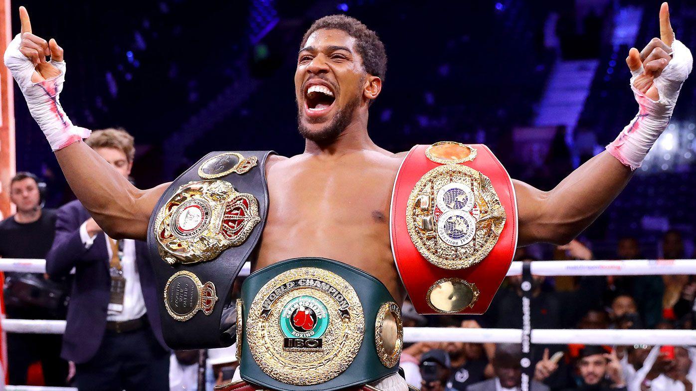 Anthony Joshua rules but desert fight vs Andy Ruiz in Saudi Arabia falls flat