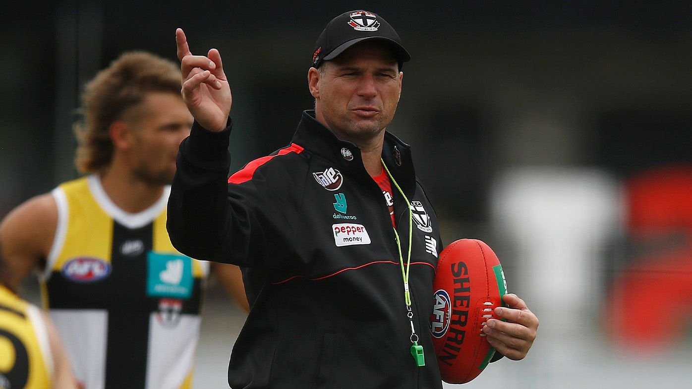 St Kilda's awful 2021 campaign leads to mass clean-out of football department