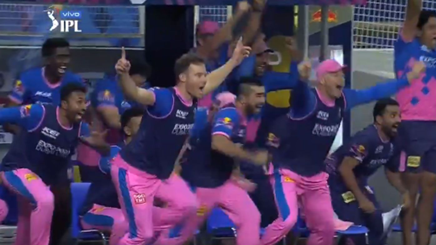 Rajasthan Royals pull off freakish 2-run IPL win from impossible position against Punjab Kings