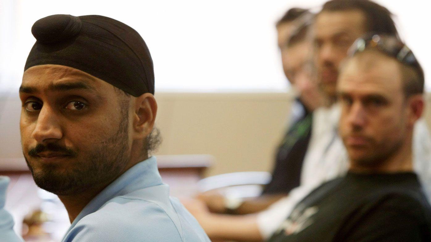 Harbhajan Singh denies tearful Monkeygate apology to Andrew Symonds