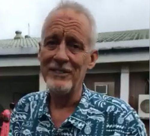 Micronesia plane crash passenger Bill Hayes.