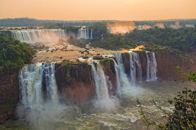 Visit The Epic Real Life Waterfalls From The Black Panther Movie
