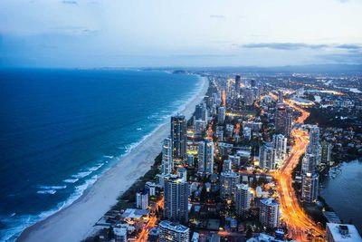 4. Surfer's Paradise, Gold Coast, QLD