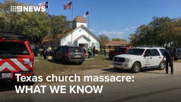 Multiple casualties in Texas church massacre
