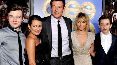 Glee cast deny rumours they hate their boss
