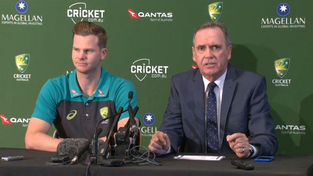 Hohns addresses Australian team selection