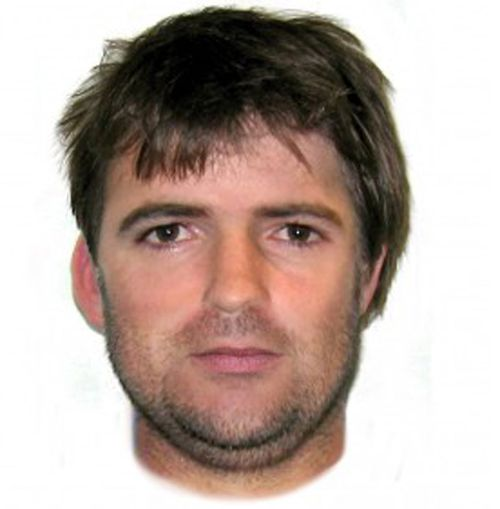 Police are appealing for information and have released a computer-generated image of the man. (Queensland Police)
