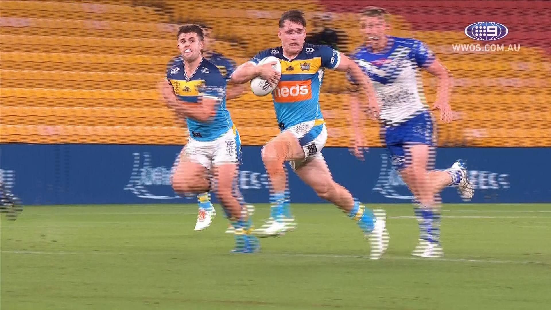 Gold Coast Titans utility Tyrone Peachey faces one-match ban