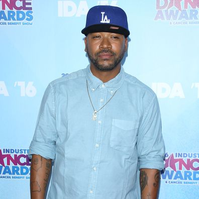 Columbus Short arrives at the 2016 Industry Dance Awards held at Avalon on August 17, 2016 in Hollywood, California.