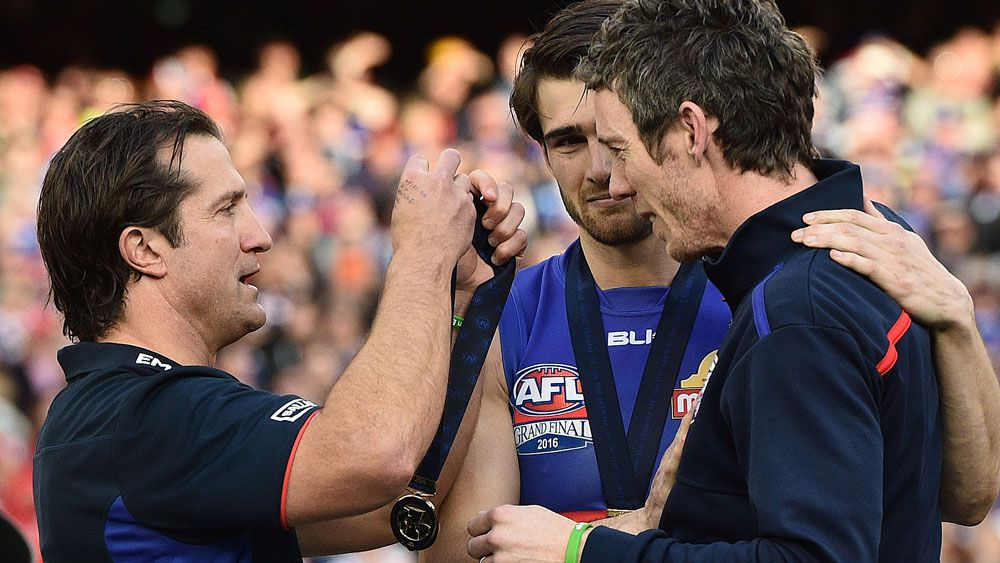 Injured Bulldogs captain praised after GF win