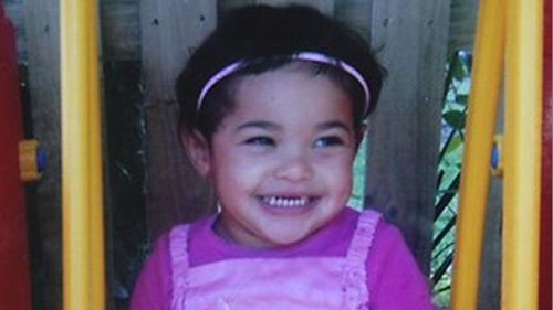 Ross was found guilty of murdering two-year-old Tanilla Warrick-Deaves. (AAP)