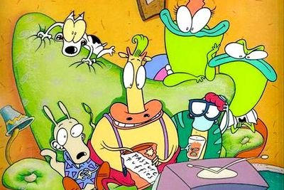 <B>Ran from:</B> 1993 to 1996.<br/><br/><B>Why it's awesome:</B> Innuendo. It would've sailed right over the heads of most younger viewers, but the show is packed with concealed references to adult matters and social commentary. Children can't be expected to understand what's going on when Heffer, the <i>male</i> cow, is milked &mdash; but we bet you do.