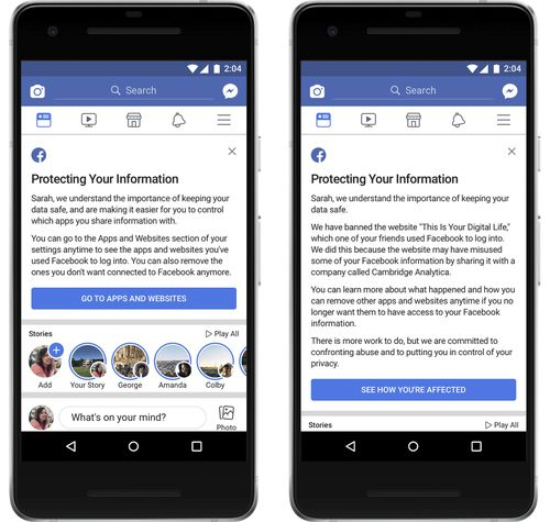 Facebook has been hit by another privacy scandal. Picture: AAP