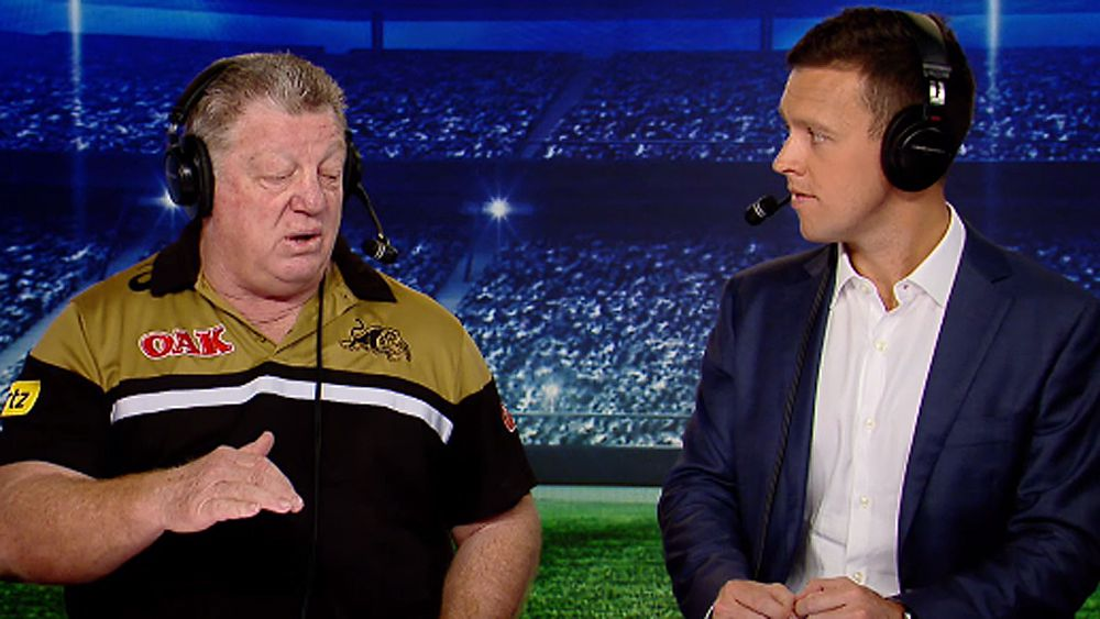 NRL grand final favourites Melbourne Storm 'overrated': Phil Gould