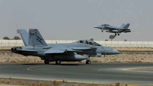 Government set to give go ahead on RAAF air strikes in Syria