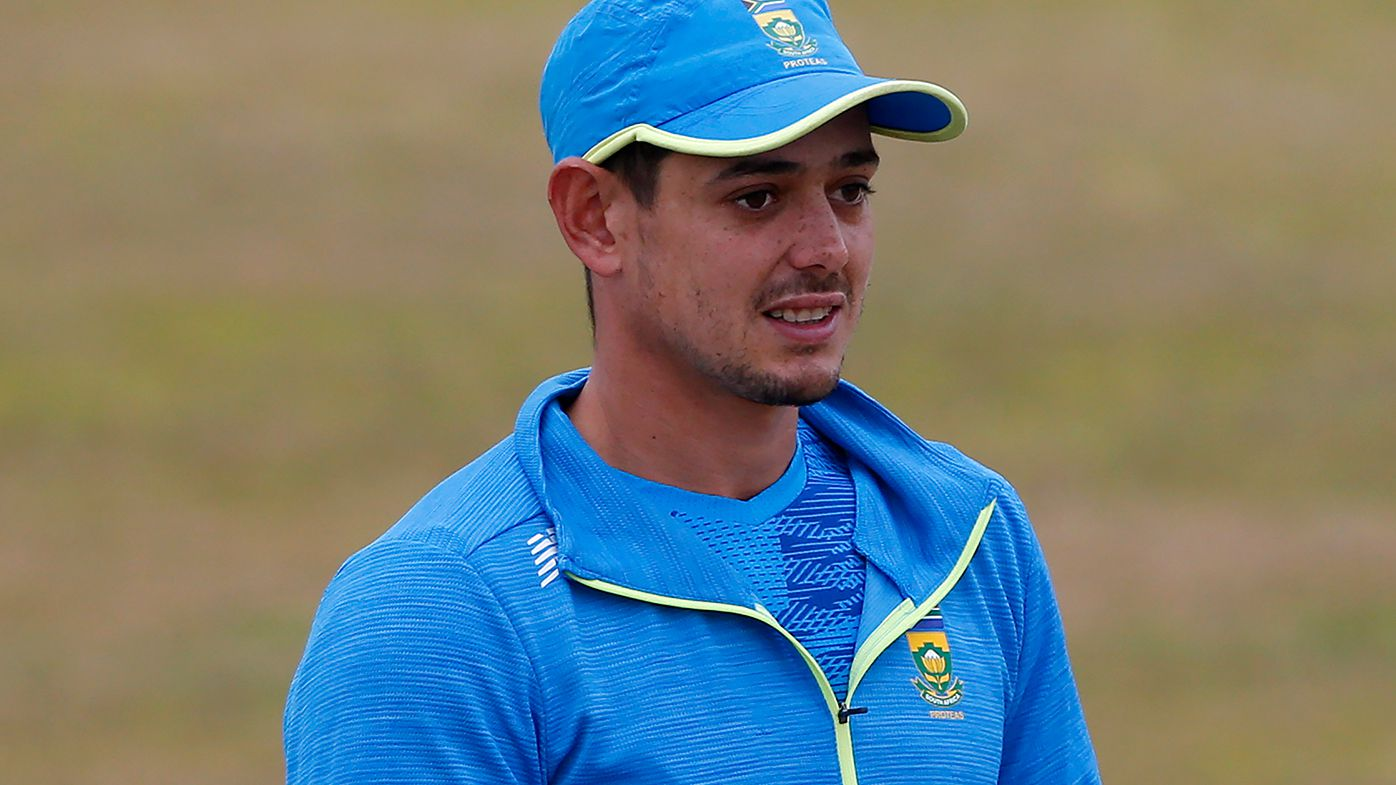 Real reason de Kock walked out of World Cup