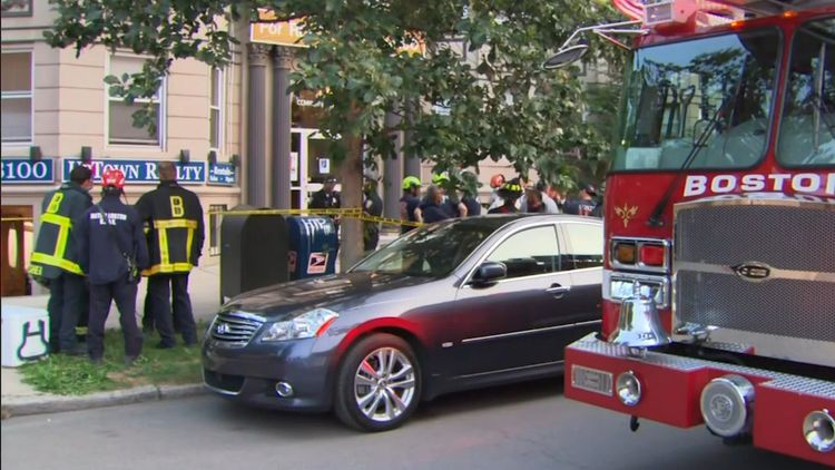 Woman dies in elevator accident in Boston