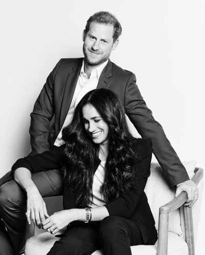 Duke and Duchess of Sussex release new image