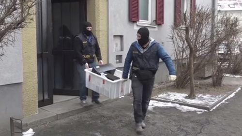 Austria arrests 14 suspected jihadists in major anti-terror raids