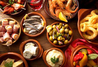 2.Spanish tapas