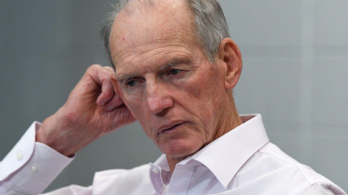 Wayne Bennett relaxed with Brisbane Broncos NRL deadline