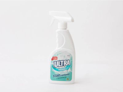 TIED: Best spray stain remover - Coles Ultra Prewash Stain Remover