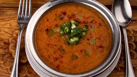 Ezo the Bride Red lentil and bulgur soup