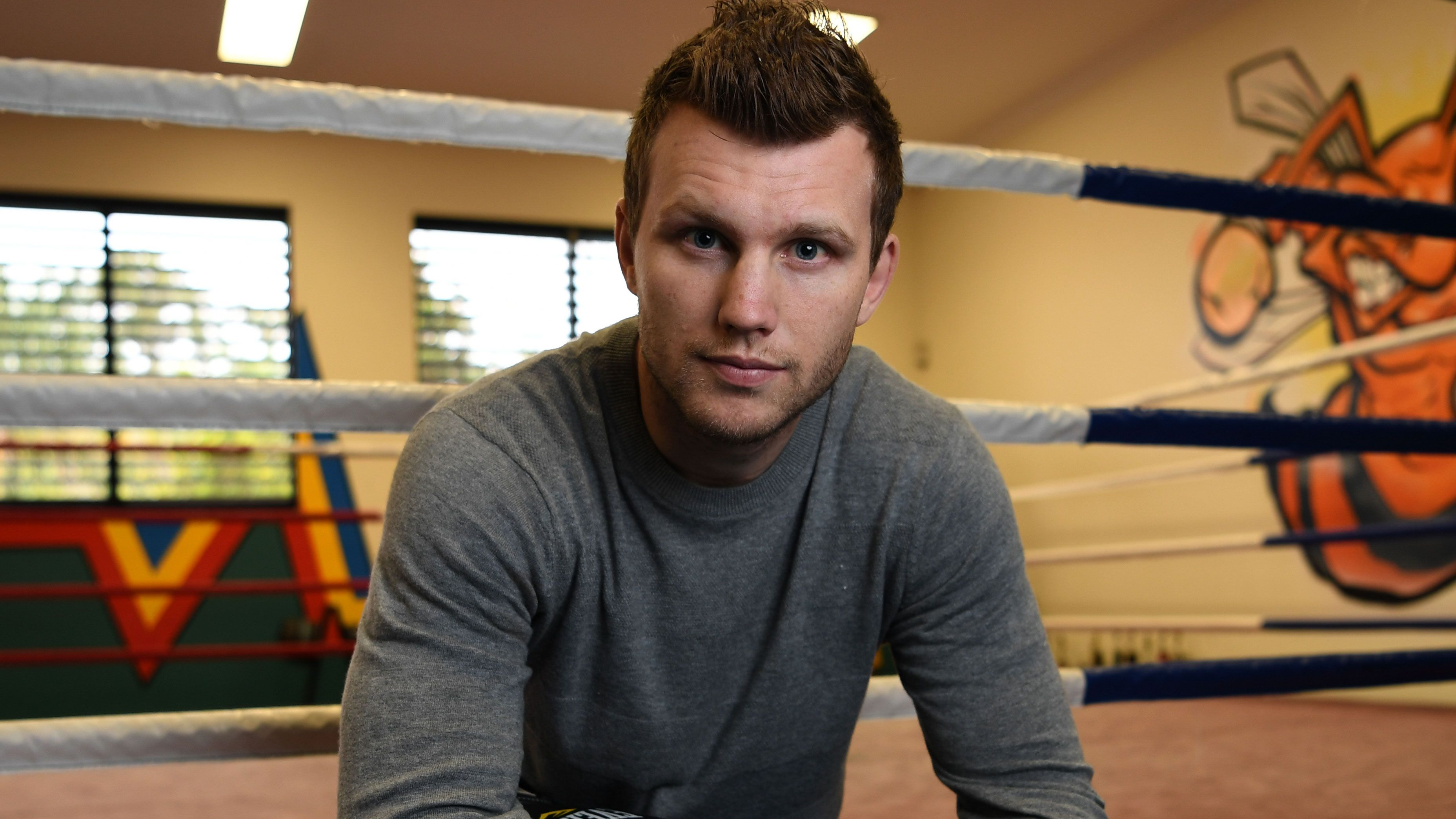 Jeff Horn gives retiring Anthony Mundine glowing appraisal in preparation for blockbuster fight