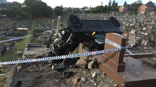 The driver escaped any major injuries. (Lara Vella)