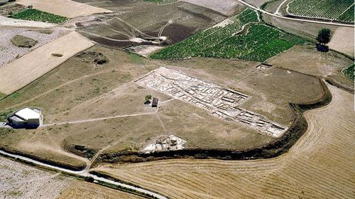 La Hoya Iron Age massacre