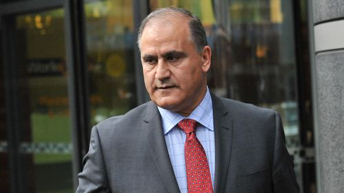 Royal commission into union corruption refers Victorian MP Cesar Melhem and former HSU secretary Kathy Jackson to prosecutors