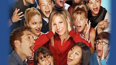 Barbra Streisand disses Glee