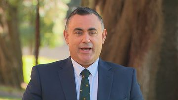 NSW Deputy Premier John Barilaro has announced his resignation.