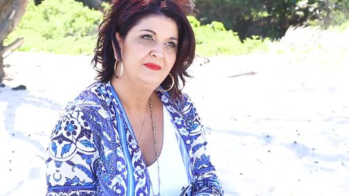 Shar Moore is now an inspirational speaker giving women purpose. Picture: Supplied